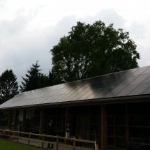 20 mei 81 zonnepanelen zorgboerderij opgeleverd